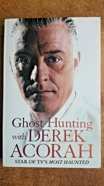 Ghost Hunting with Derek Acorah by Derek Acorah (Paperback, 2005)